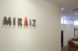 株式会社MIRAIZ